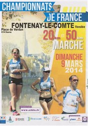 CHAMPIONNAT DE FRANCE DE MARCHE ATHLETIQUE