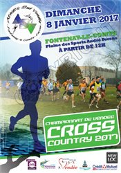 Championnat de Vendée Cross Country 2017